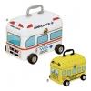 ご紹介・楽しい車型の救急箱です。[でんでん虫の詩とエッセーとイラスト]