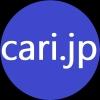 cari.jp 背景透過型 丸アイコン画像[cari.jp(かりるーむ株式会社)鈴木社長ブログ]