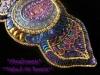 Mehndi Art Barrette[Amalmoon Essence Jewelry]